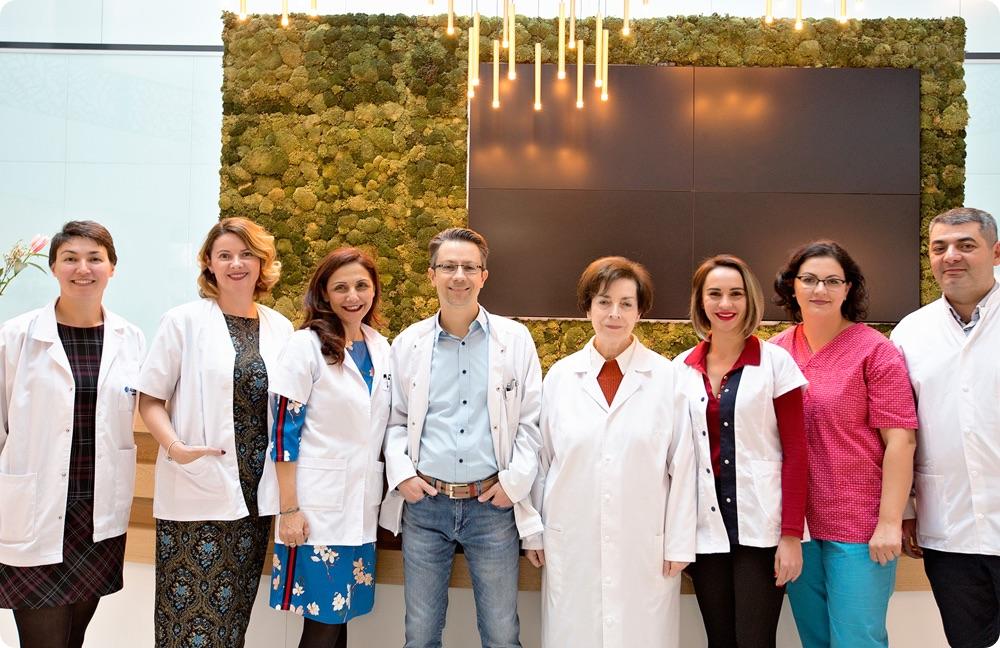 Echipa Clinica Dr. Munteanu